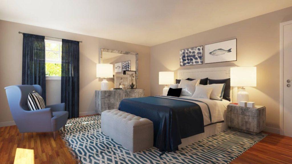 Interior Design Bedroom - After