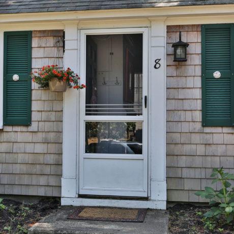 8 Ocean Park E Dennis Port Front Door